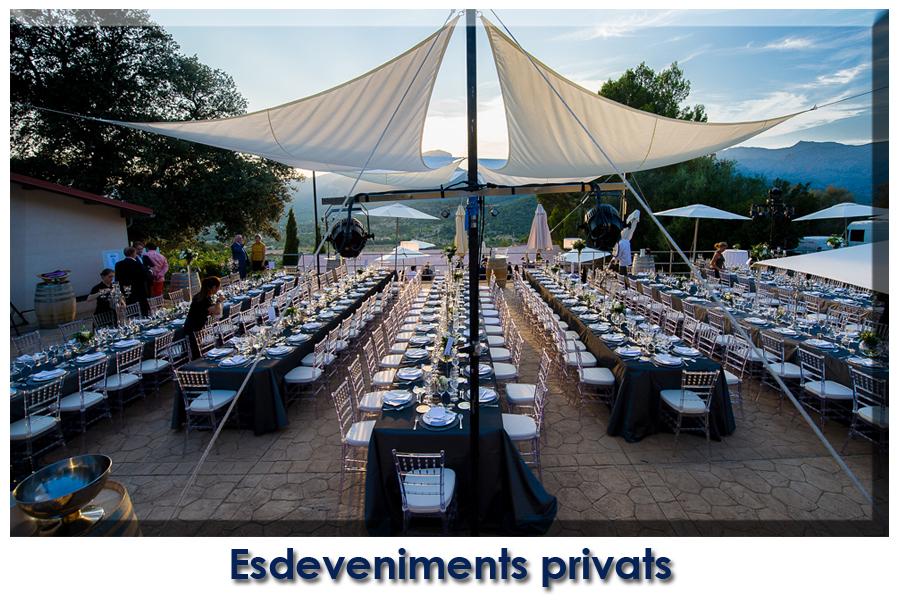 esdeveniments privats